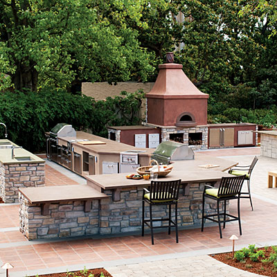 Stonehenge Building & Development: Outdoor Living Areas for ...
