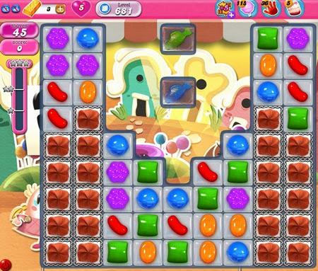 Candy Crush Saga 681