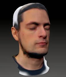 3D Selfportrait