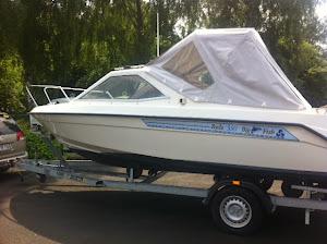 Min Båt Ryds 550 HT
