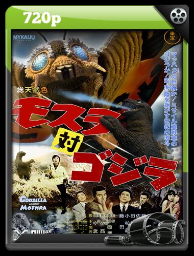 Mothra vs. Godzilla |1964|720p|japones
