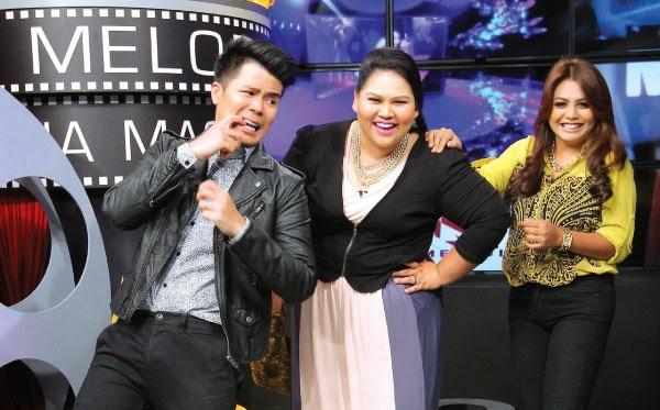 Kontrak Pengacara Melodi Ditamatkan, info, terkini, hiburan, sensasi, gossip, koontroversi, Program Melodi TV3