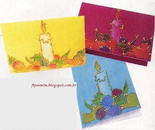 Faça seus Cartões de Natal