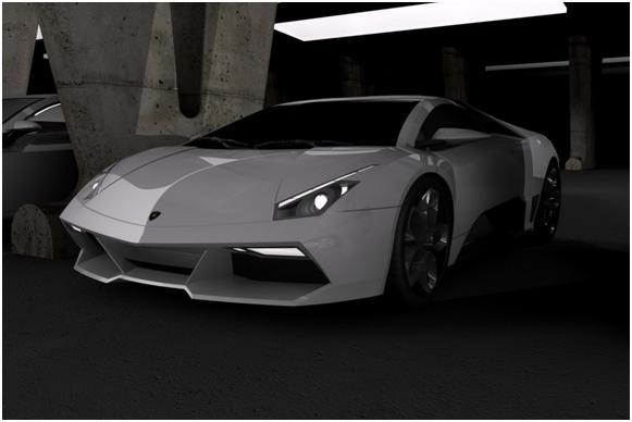 Lamborghini Furia