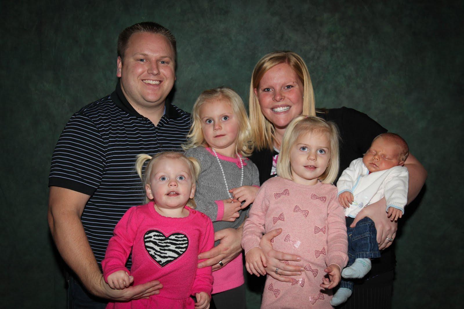 Alison's sister's family