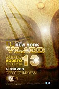 DJ VLADD @ LEVEL SABADO 13 DE AGOSTO 2011