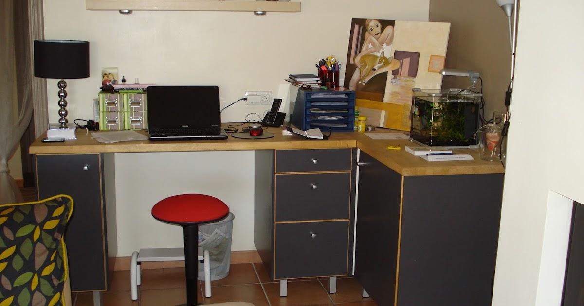 nini vide sa maison bureau ou cuisine d 39 angle ikea. Black Bedroom Furniture Sets. Home Design Ideas