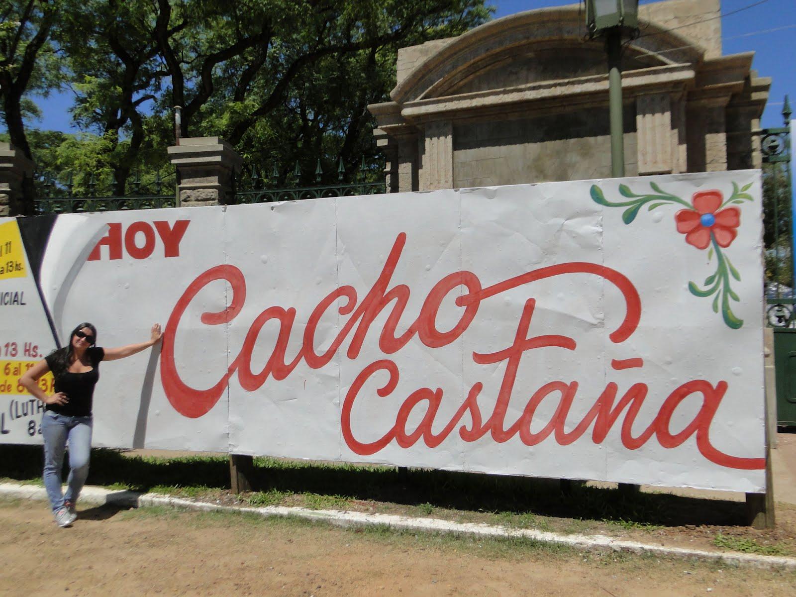 CACHORRITA EN LA FIESTA NACIONAL DE LA ARTESANIA EN COLON
