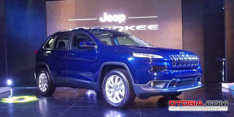 All-New Jeep Cherokee Sapa Penggemar SUV 4x4 Indonesia