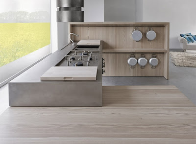 Kitchens Of Author: Convivio By Enzo Berti