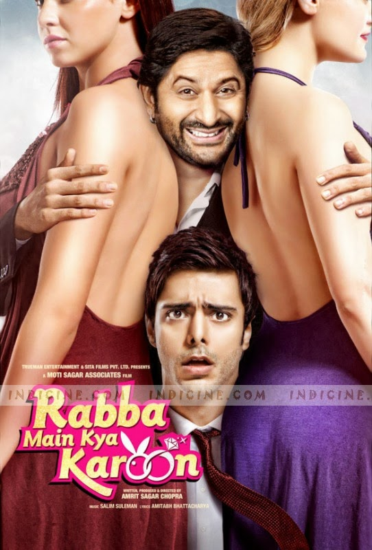 Watch Rabba Main Kya Karoon (2013) DVDRip Hindi Full Movie Watch Online For Free Download