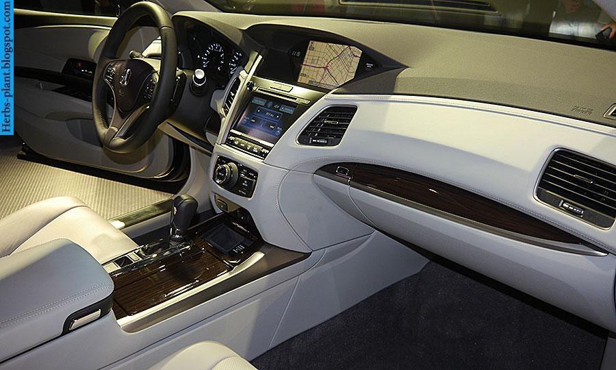 Acura rlx car 2014 dashboard - صور تابلوه سيارة اكورا ار ال اكس 2014
