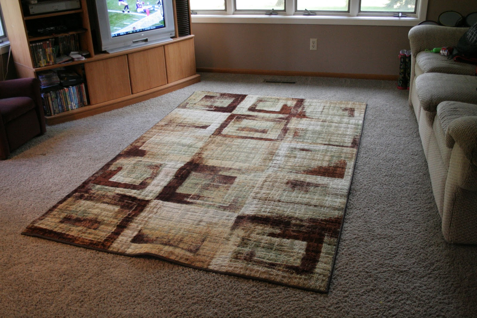 Woven by Words: Mohawk Home Area Rug Review & Giveaway