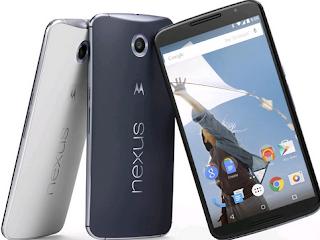 Google Nexus 6 - HP Android Untuk Gamers