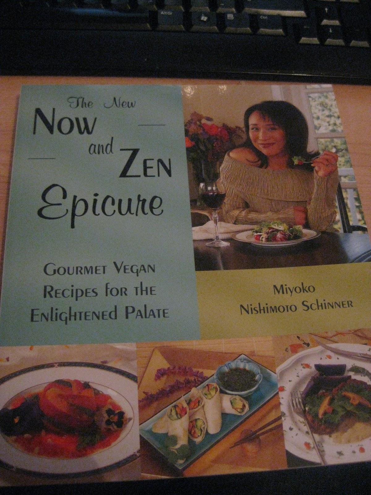 Win the new now and zen epicure vegan kookboek veg eats for Vegan boek