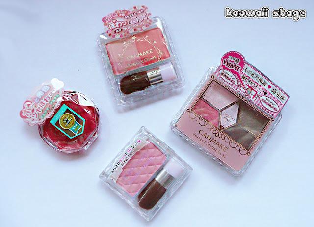 maquillaje japon comprar