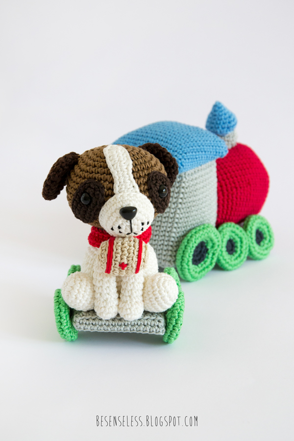Amigurumi Dog Tail : Airali design. Where is the Wonderland? Crochet, knit and ...