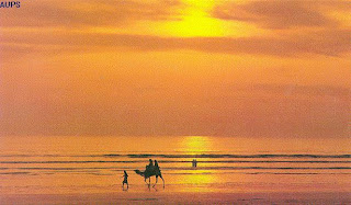 Karachi Clifton Beach Wallpaperss by cool wallpapers