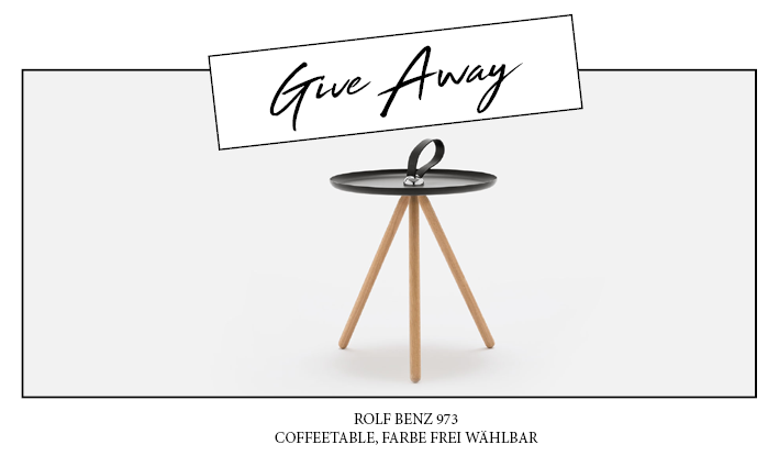 Give away bei Stilreich