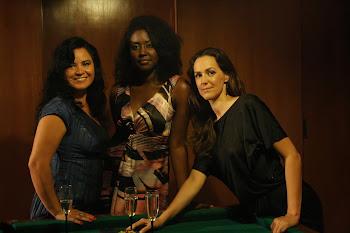 Brigitte, Zulaydi y Christine