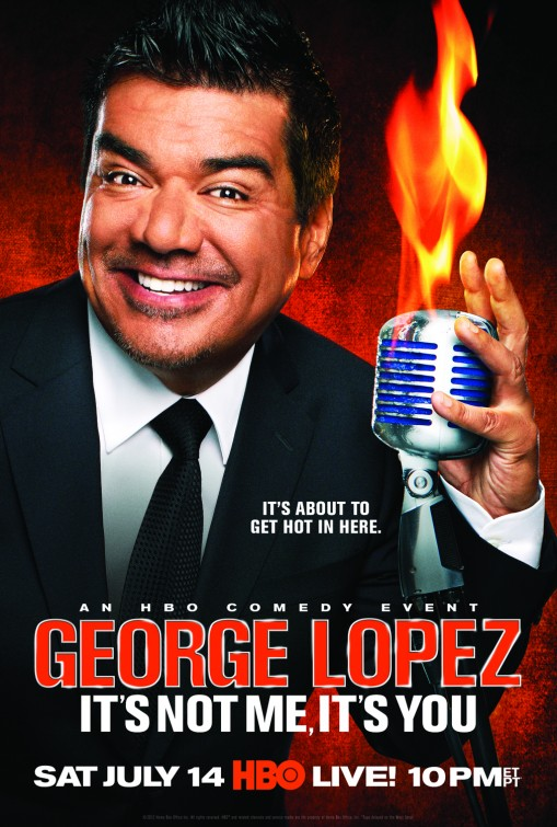 Ver George Lopez: It´s Not Me It´s You (2012) Online