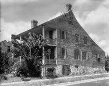 Jacob Henry House circa 1800