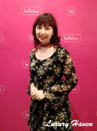 antoinette bellabox event luxury haven