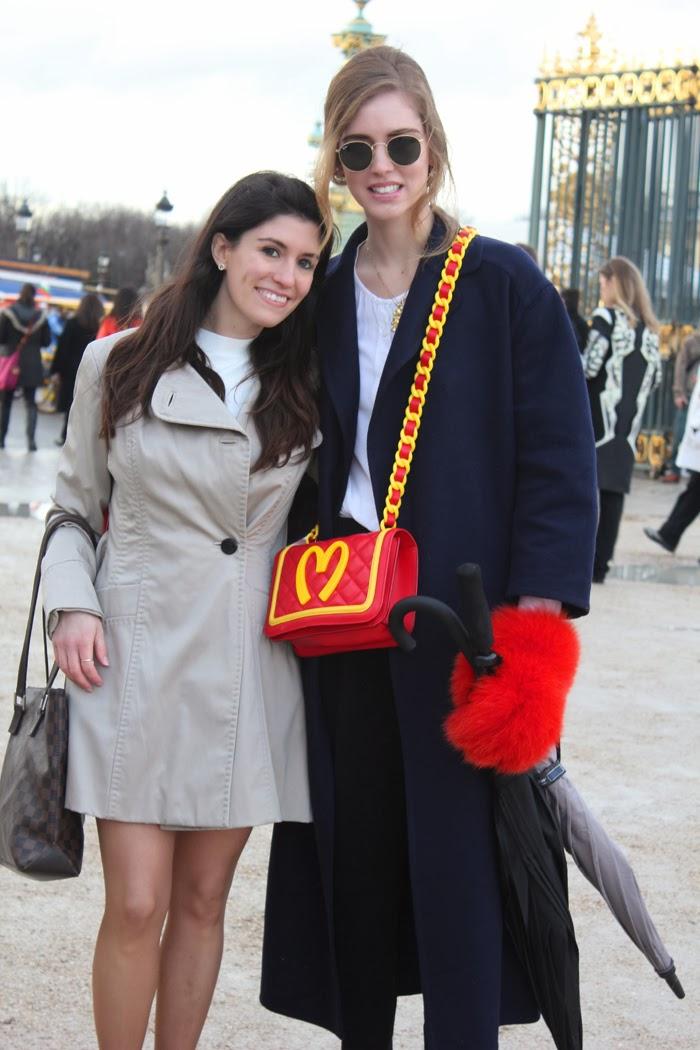 diana dazzling, fashion blogger, fashion blog, paris, Chiara Ferragni, the blonde salad, moschino, Elie Saab