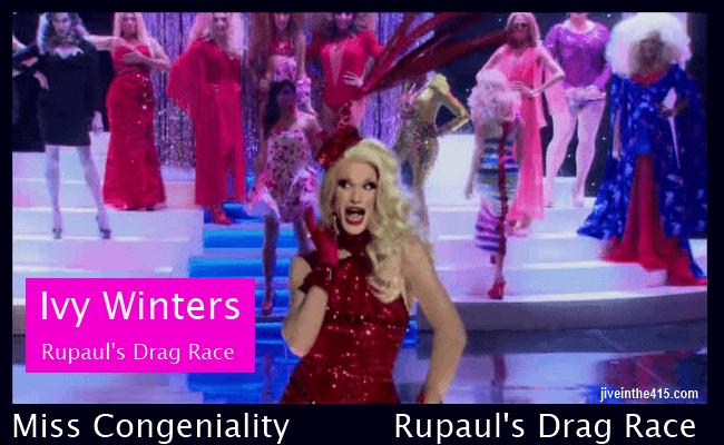 Rupaul's Drag Race Season 5 Miss Congeniality Ivy WInters jiveinthe415.com