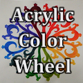 Painting (10-12) | Acrylic Color Wheel