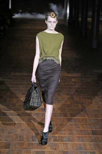 Dawid Tomaszewski Autumn/winter 2012/13 Women's Collection