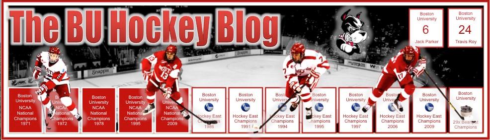 The BU Hockey Blog