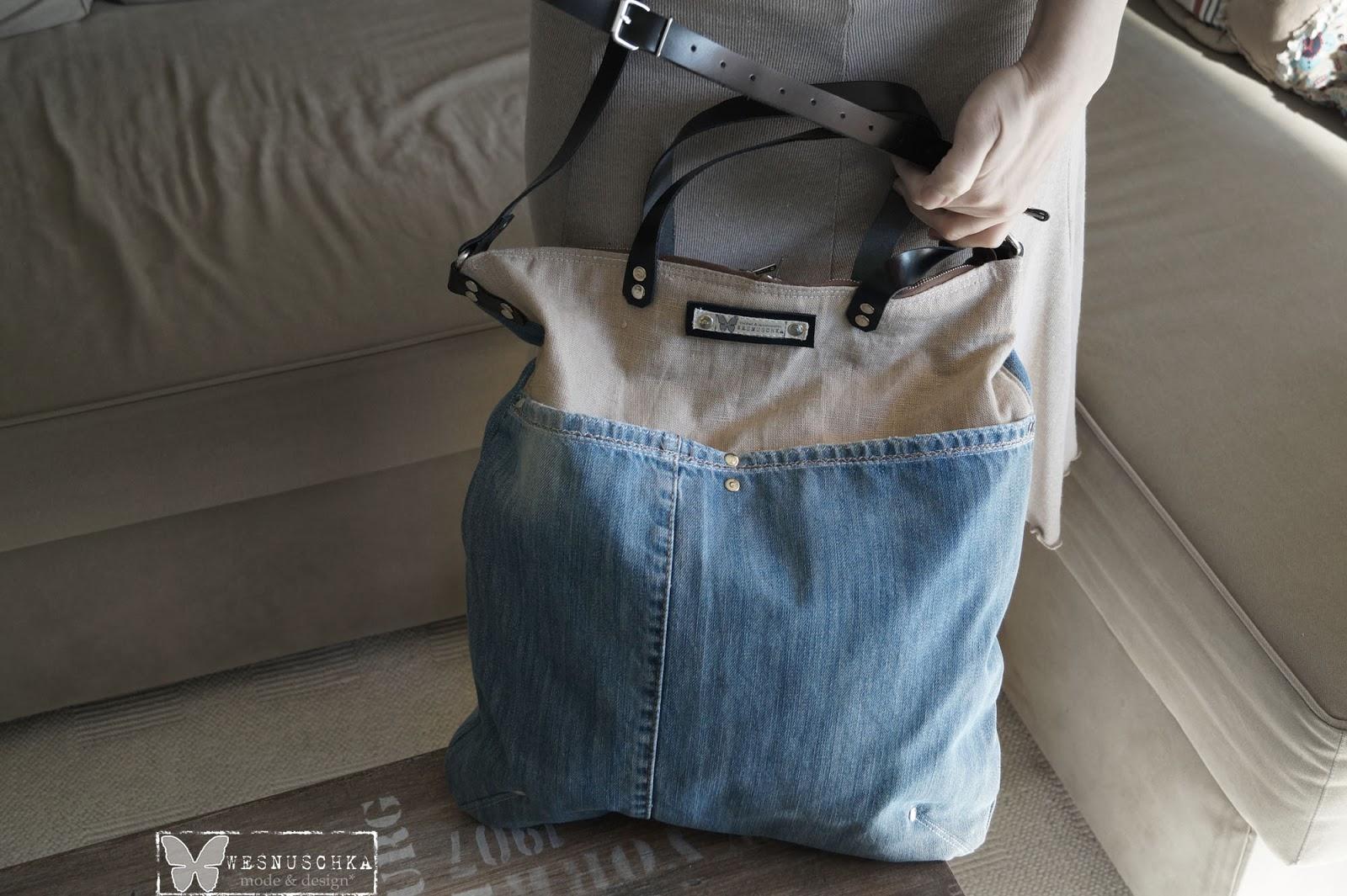 Wesnyanka Jeans Tasche