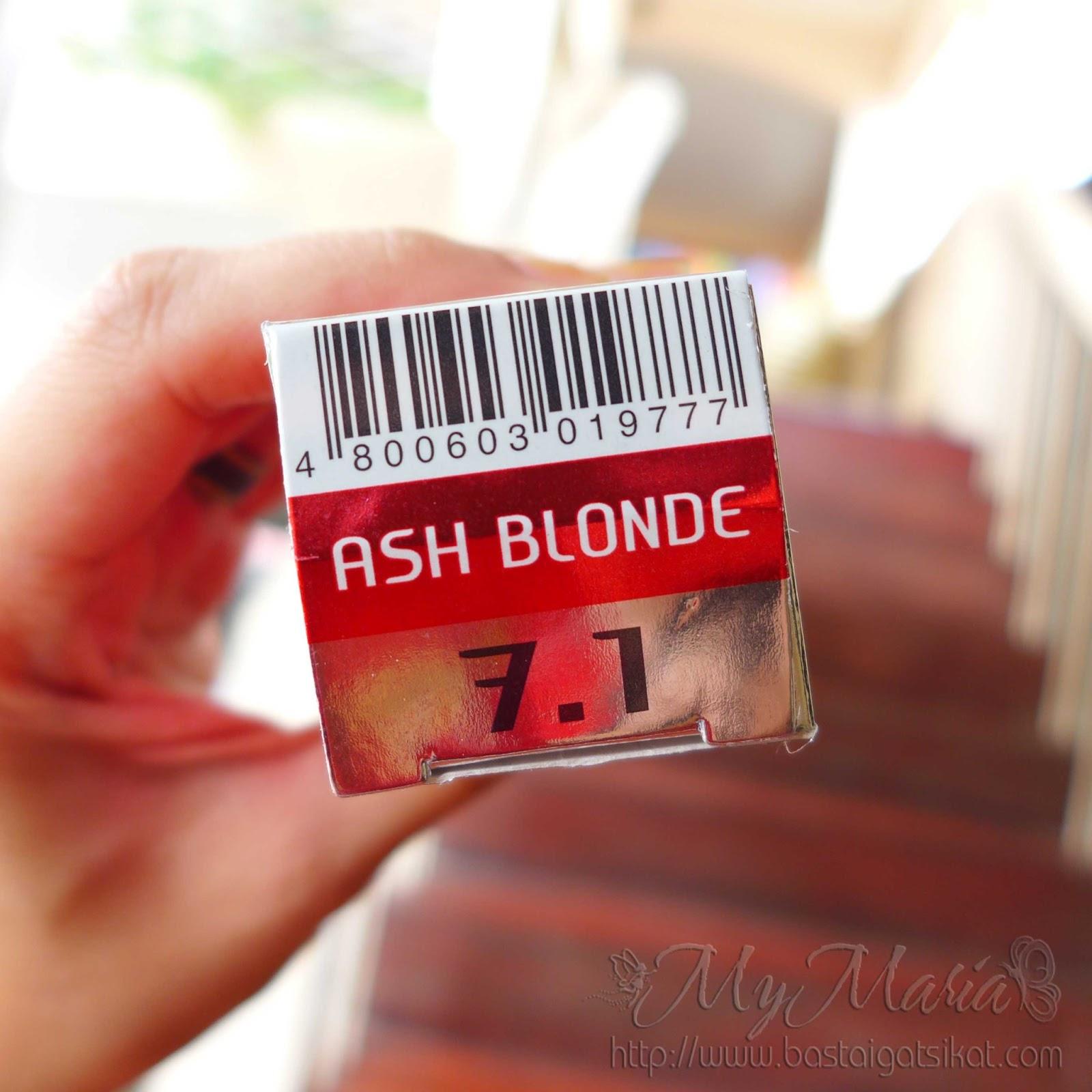 HBCHortaleza Ash Blonde V2  Basta Igat Sikat By MyMaria