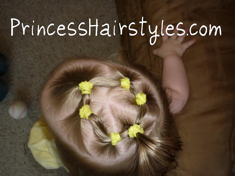 Hermosas ideas de peinados para bebs 2012 Hair Studio - Black Toddler Hairstyles