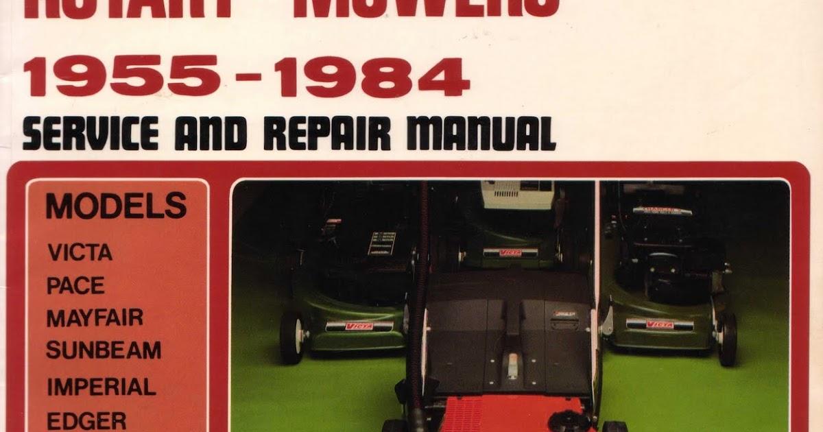 huc gabet victa rotary mowers 1955 1984 service and repair manual rh hucandgabetbooks blogspot com tata sumo victa service manual victa vsx160 service manual