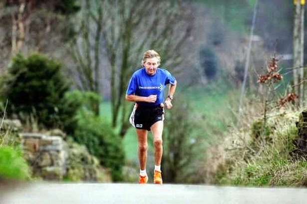 Ron Hill, povestea de succes a unui maratonist legendar din Marea Britanie