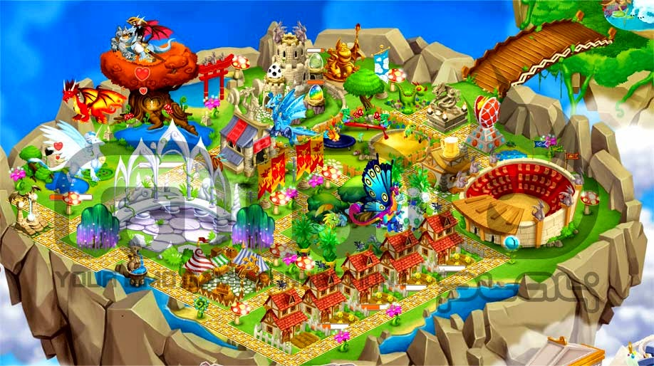 Cheat Dragon City Terbaru Download Cheat Dragon City Disini Terbaru