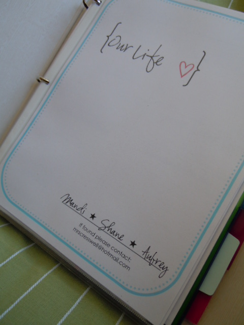 Sweetly Home Notebook