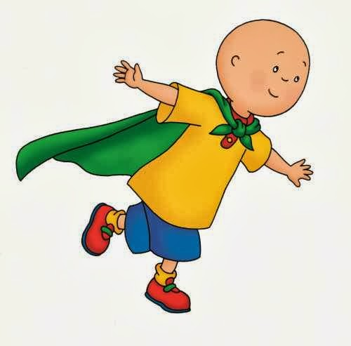 cartoon characters caillou pictures cailloux clipart Caillou Rosie