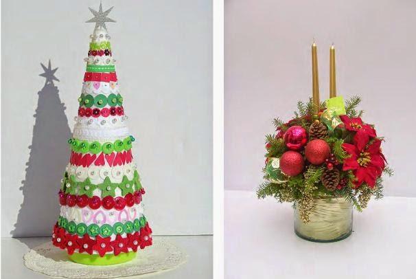 Opciones econ micas para decorar en navidad lodijoella for Decoracion del hogar con velas