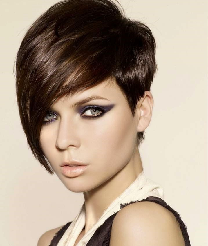 Short Hairstyles on Pinterest 2015 | Hairstyles Lovely