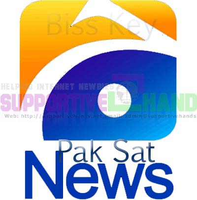 Download Geo news geo me biss key on paksat geo news transmission is