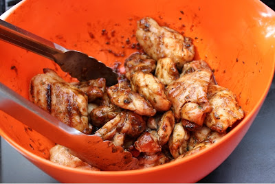 Low Fat Chicken Wing Recipe
