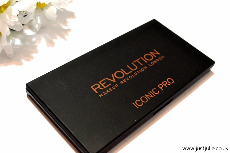Makeup Revolution Iconic Pro 1 Palette Review