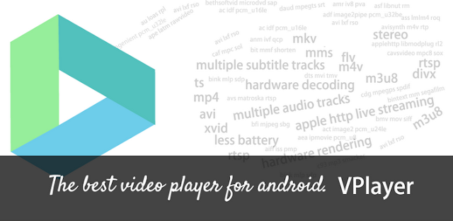 VPlayer Video Player FULL v3.1.1 Apk App