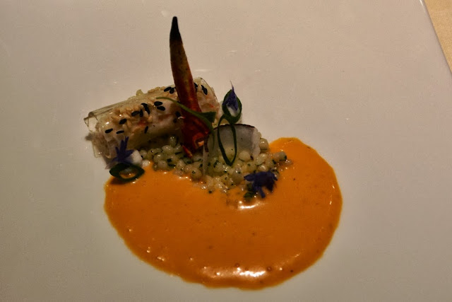 Sea Grill Brussel Cannelloni King Crab