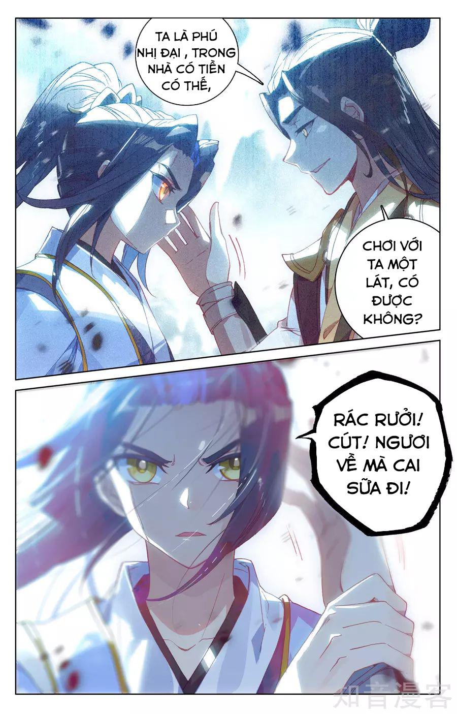 Nguyên Tôn Chap 144 page 17