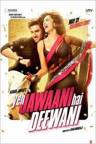 Yeh Jawaani Hai Deewani 3gp, MP4, AVI Mobile Movie Download