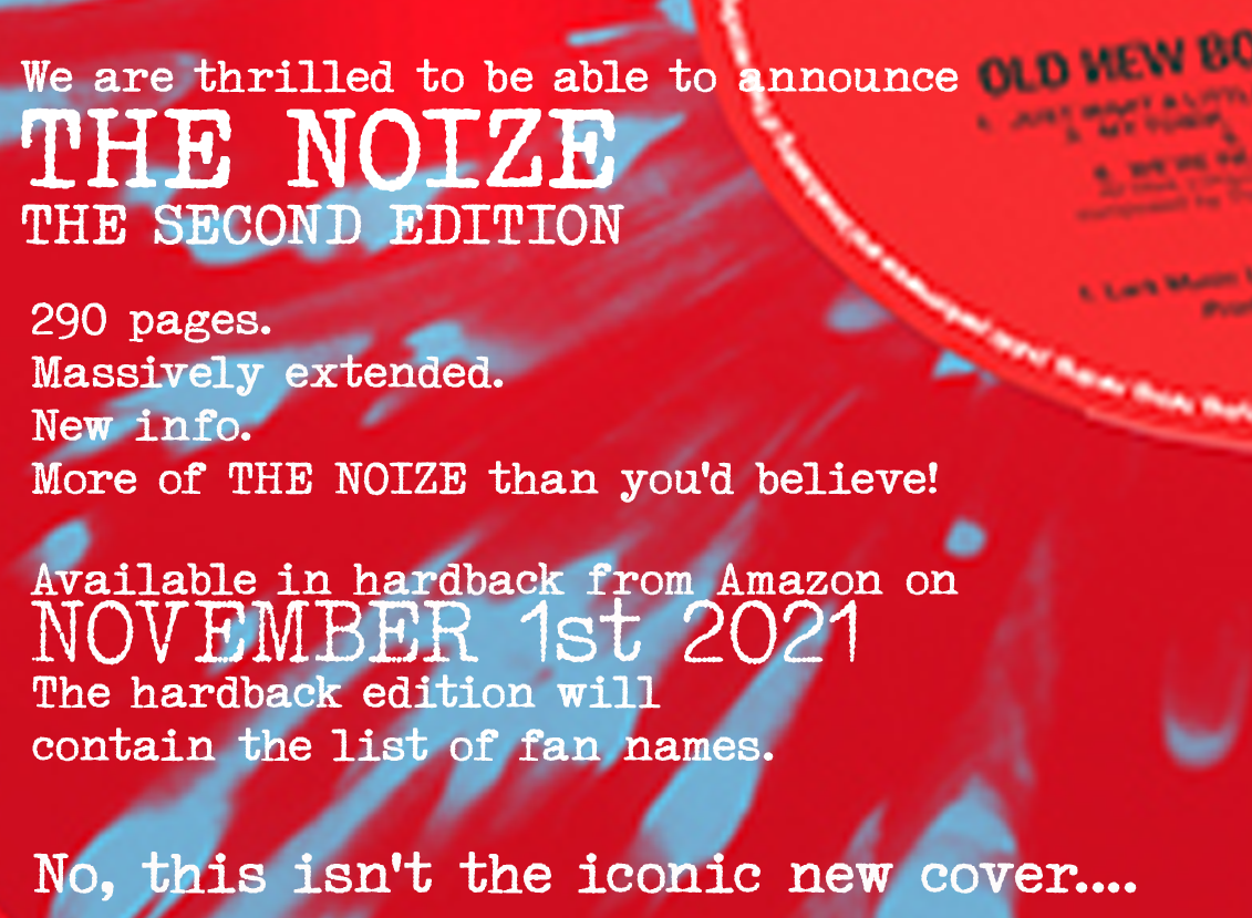 The Noize second edition